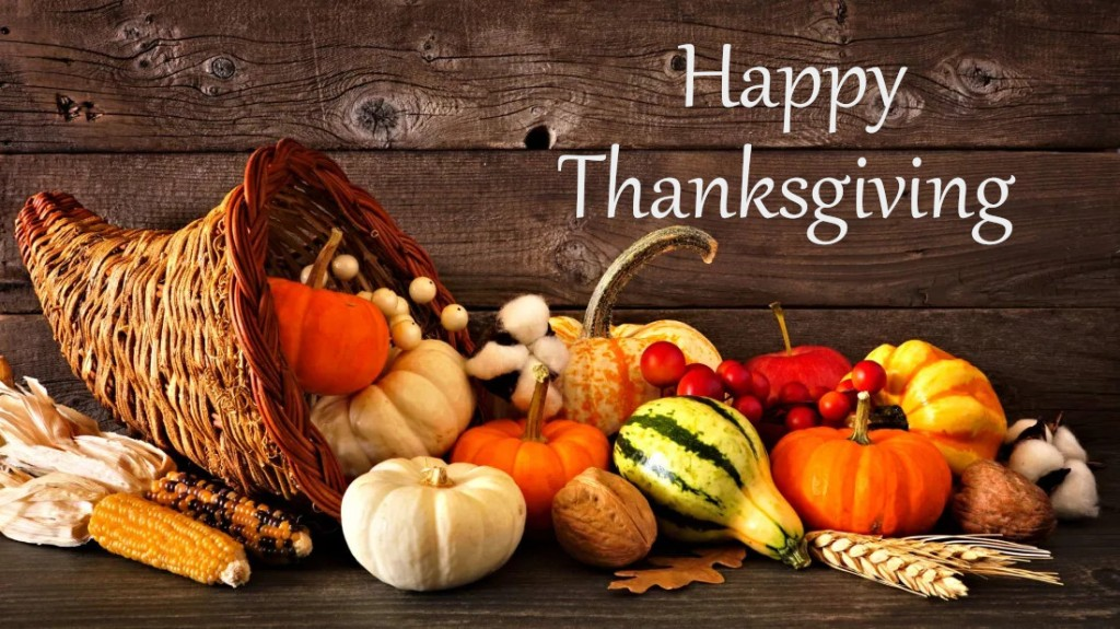 Happy Thanksgiving Wallaceburg Adult Activity Centre